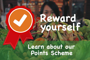 Points Scheme - Reward Yourself!