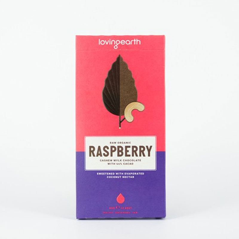 Raw Chocolate Raspberry