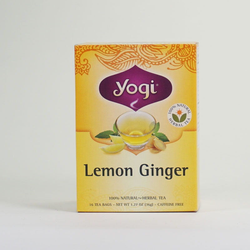 Lemon Ginger