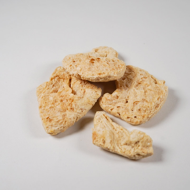 Textured Soy Protein Medaillons