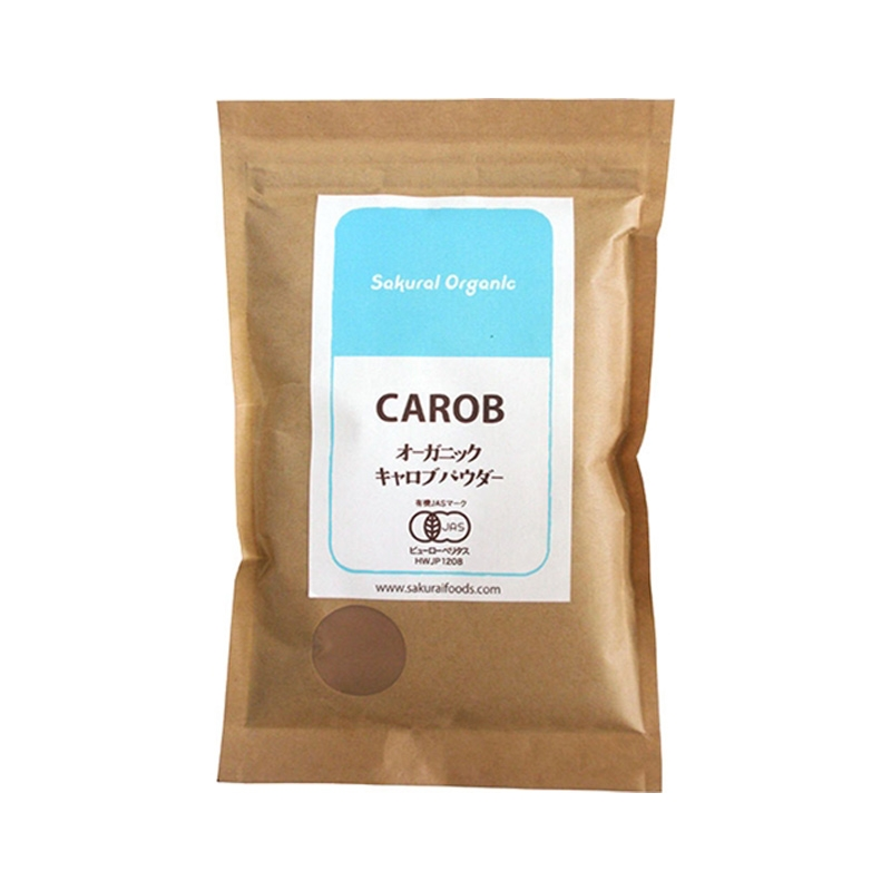 Roasted Carob Powder