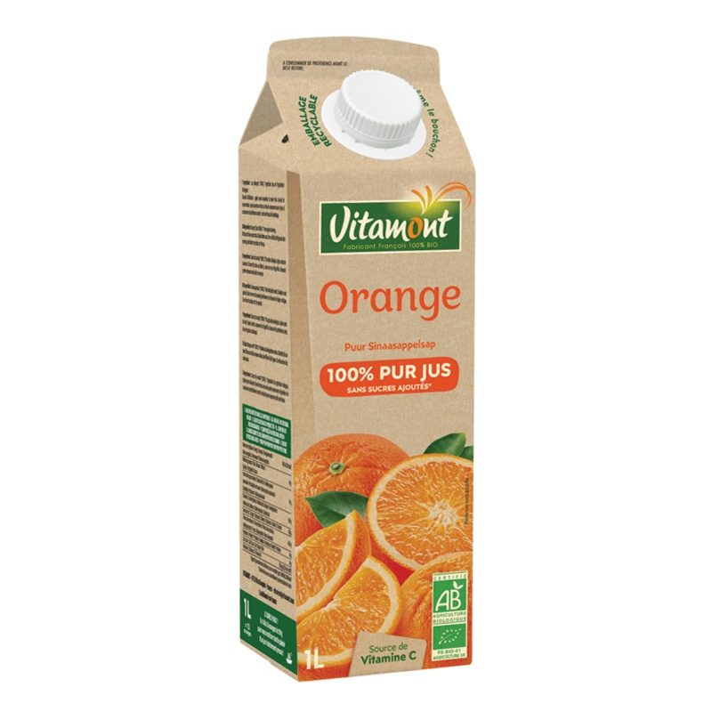 Orange Juice 1L size