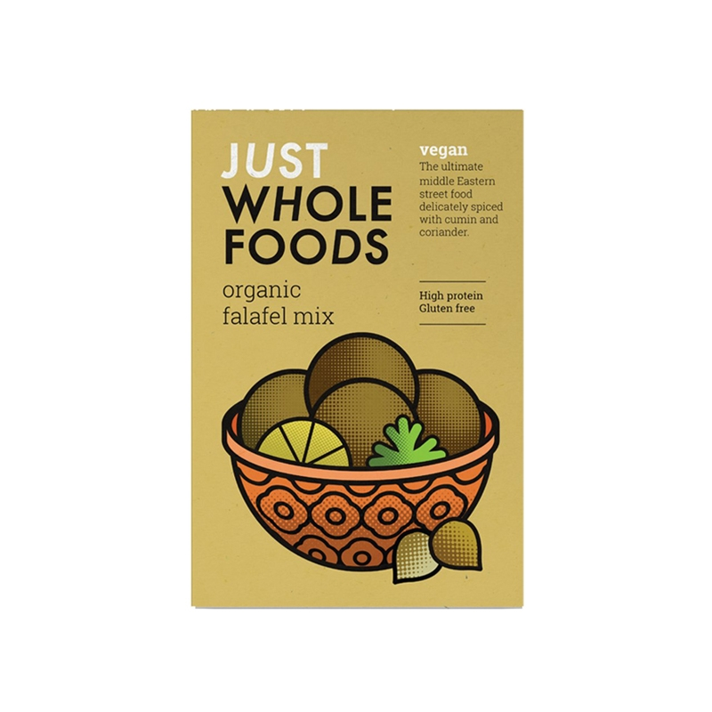 Falafel - Just Whole Foods