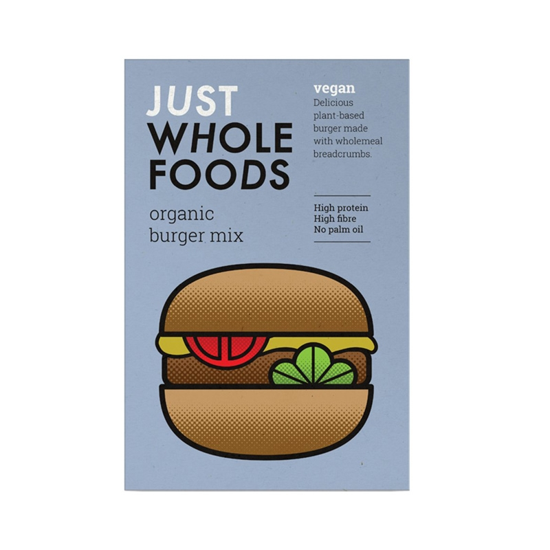 Vegetarian Burger Mix - Just Whole Foods