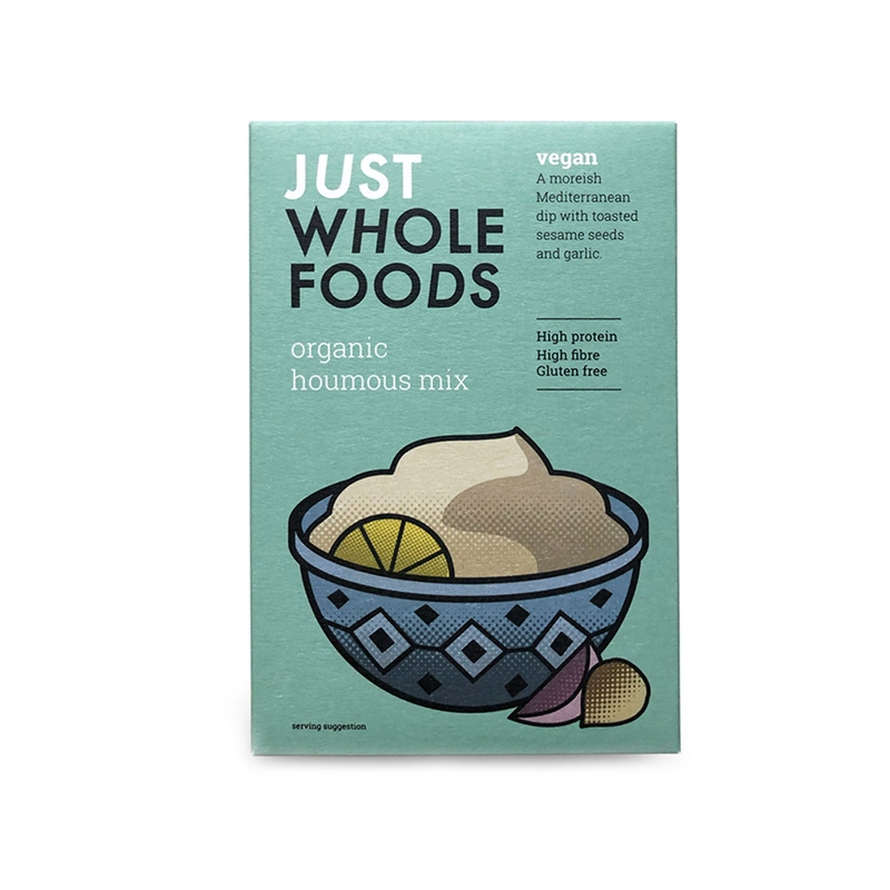 Houmous (just whole foods)